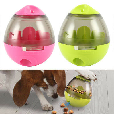 Smarter Interactive IQ Treat Ball Indestructible Dog Toy Puzzle Food Dispenser