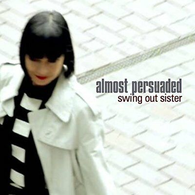 Swing Out Sister - Almost Persuaded [CD] Sent Sameday*