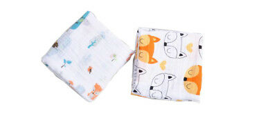100% Organic cotton Muslin fitted crib sheet set (2 pack) 2 DAYS ONLY SALE!!!