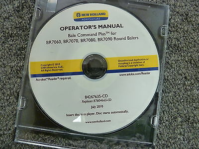 new holland bale command controller operator s manual 848 853 855 rh picclick com New Holland TN65 Manual Owner Manuals New Holland
