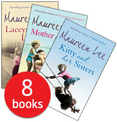 Maureen Lee Collection - 8 Books