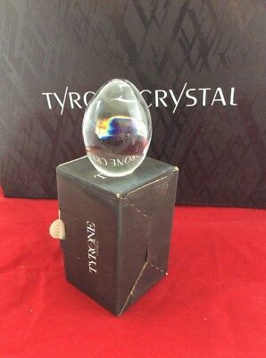 Tyrone Crystal Paperweight RRP £21