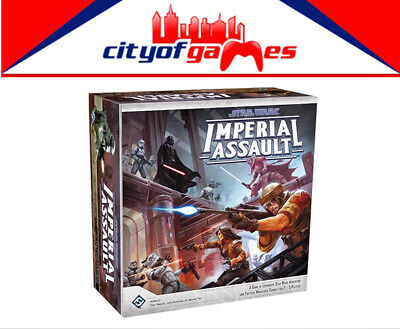 Star Wars Imperial Assault Board Game New Free Shipping