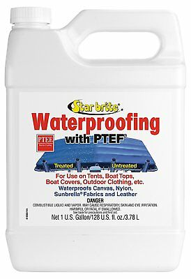Fabric Waterproofing Sealer PTEF UV Protection Marine Boat Cover Canvas Tent