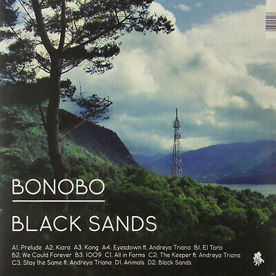 Bonobo - Black Sands - (Vinyl)