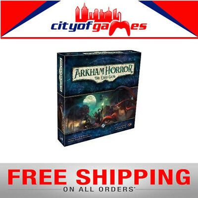 Arkham Horror the Card Game New Free Shipping