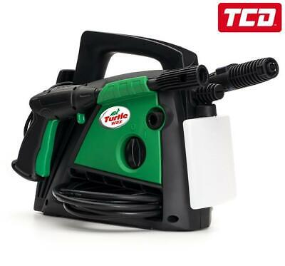 Turtle Wax High Power Pressure Washer 1600 PSI/110 BAR Car/Garden 1400w Jet Wash