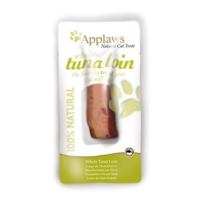 Applaws Cat Tuna Loin Natural Cat Treat 12 x 30g