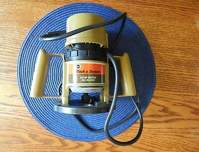black and decker router guide