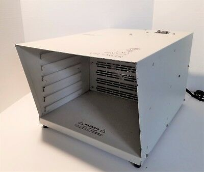 Hoefer SE1200 Easy Breeze Air Gel Dryer with Drying Frame