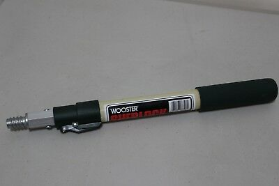 WOOSTER R053 Painting Extension Pole,1 to 2 ft. G0151195 - FREE SHIPPING