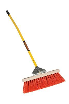 "Structron® S600 Power™ 18"" Head Street Broom 82118"