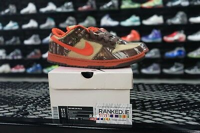 cheap for discount 44c2d fc905 Preowned Nike Dunk Low Pro Sb