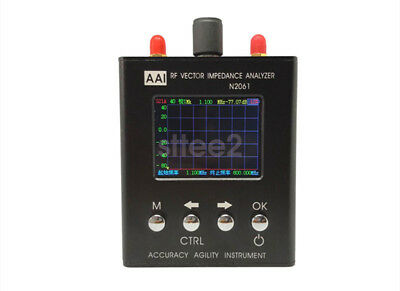 N2061SA UV RFID Vector Impedance Antenna Analyzer 1.1MHz-1.3GHz Upgrade N2021BA