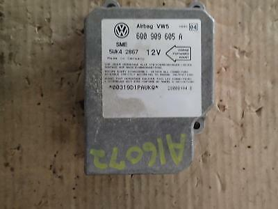 98-05 VW Beetle Jetta air bag module 6Q0909605A