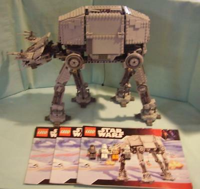 LEGO 10178 - Star Wars Motorized Walking AT-AT Complete
