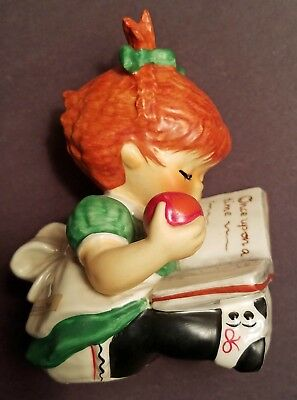 Goebel Charlot Byj Red Head ONCE UPON A TIME Figurine