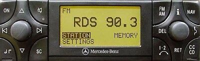Original Mercedes Benz  Radio Autoradio Navigation BO1150 APS BT-2 + Navirechner