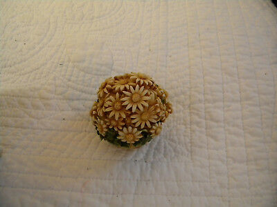 Lord Byron's Harmony Garden DAISY Trinket Box/#HGDA in Original Box/EXCELLENT