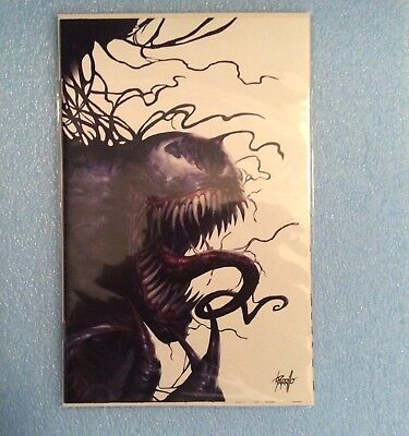 Venom #1 Lucio Parrillo Megacon Exclusive Virgin Cover Limited Edition New