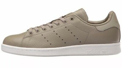 Adidas Stan Smith Leather Trace Cargo Green Mens Size 9 Trainers Classic  BB0053 e1ed8d75f