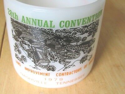 1979 Convention Cup Land Improvement Conservation  Contractor, Nashville Tn
