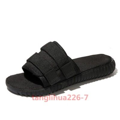 a788f76e4 Hot Sale Fashion Mens Slide Sandal Slipper Shoes Date Casual Outdoor New  Style