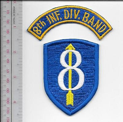 Military Band US Army Germany 8th Infantry Division Band Bad Kreuznach, Germany