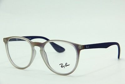 b6437d6fd77 New Ray-Ban Rb 7046 5486 Purple Eyeglasses Authentic Frame Rx Rb7046 51-18