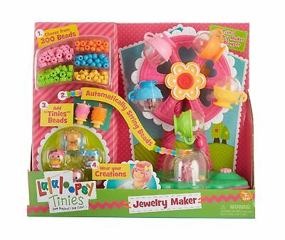Little Tikes Lalaloopsy Tinies Jewelry Maker Playset (pink)