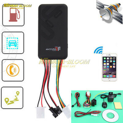 GT06 GPRS GPS GSM Car Tracker Locator Anti-theft SMS Dial Spy Real-Time Tracking
