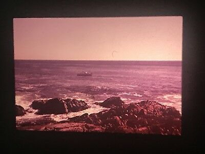 Vintage Slide Lot of 87, New England, Lobster Boats, VW Micro Bus