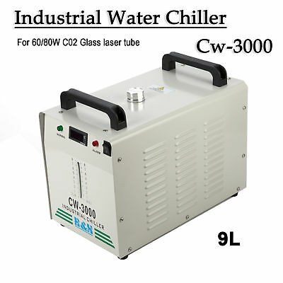 Industrial Water Chiller CW-3000 for CNC/ Laser Engraver Engraving Machines