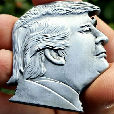 Donald Trump Poker Card Guard Collector Coin Golf Marker NEW Popular Demand