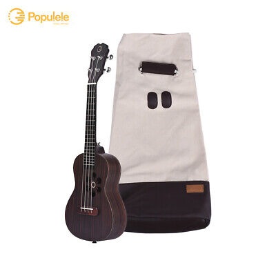 "Xiaomi Populele 23"" Smart Ukelele Rosewood Supports APP Teaching Bluetooth P1S1"