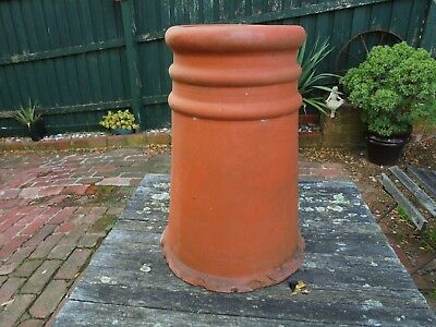 Antique Terracotta Hoffman Chimney Pot Australian Pottery