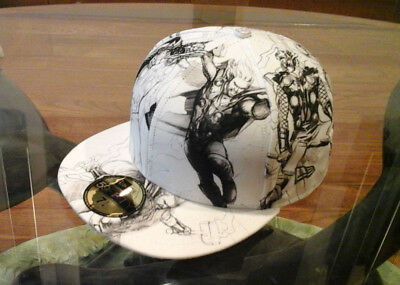 New Era x THOR SKETCH CAP.. Size 7 1/4 RARE ONLY 1 LEFT FOR SALE