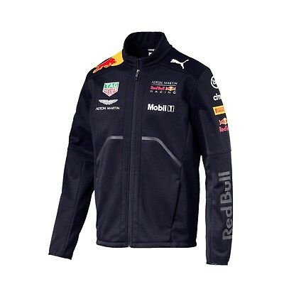 Aston Martin Red Bull Racing - PUMA - Herren Team Softshell Jacke - 2018  *