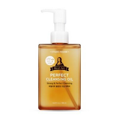 [Etude House] Real Art Cleansing Oil Perfect 185ml /Korea Best