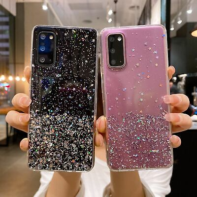 Luxury Ultra Slim Shockproof Soft Clear Case Cover For Samsung Galaxy S9 S8 Plus