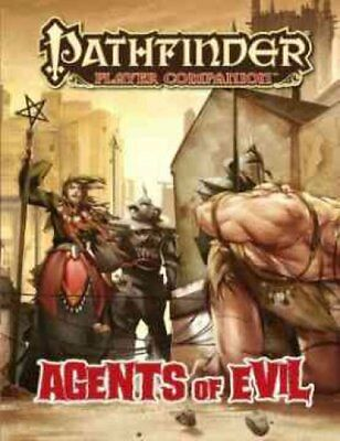 Pathfinder Player Companion: Agents of Evil by Paizo Staff 9781601258014