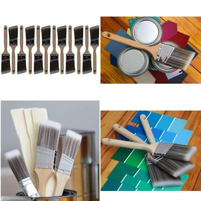 "Wall Paint Brush Angle Sash House Decks,Fences,Trim Interior 12 PACK 2"" each"