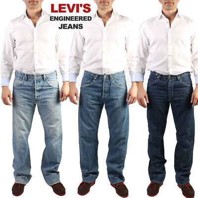 Levis Engineered Jeans-Vintage Rare Twisted Leg Relaxed Fit  W30 W32 W34 W36 W38