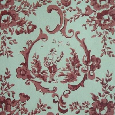 14sr Sophisticated Strahan 18th Century Repro Wallpaper