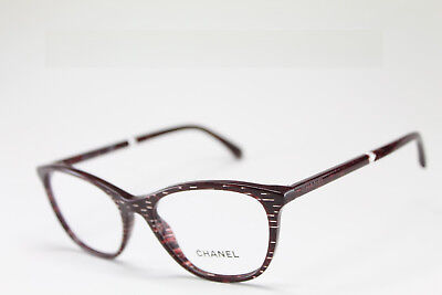 c19c24a39060 Brand New 2019 Chanel Women Eyewear CH 3377H C1638 Authentic Frame Pearl Rx  Case