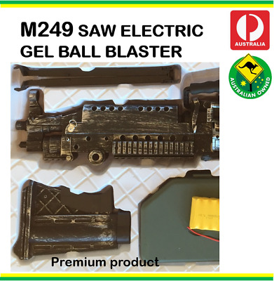 Toy Gel Ball Blaster M4 Gel Ball Gun Safe Water Toy Gun M4 Toy Gun 100% Au Stock