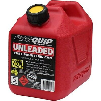 Pro Quip Jerry Can - Petrol, 5 Litre