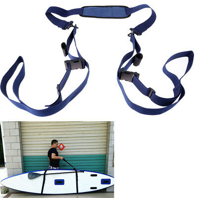 Durable Stand Up Paddle Board Tragegurt Surfboard SUP Verstellbare Sling