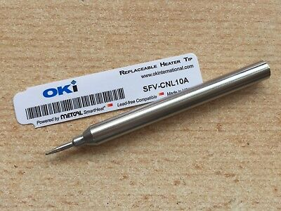 SFV-CNL10A -  Soldering Iron Tip, Conical, 1 mm       Z2475