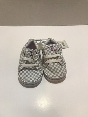 Us Polo Assn 9-12 Mth. Baby Boy Shoes Brand New With Tags!!